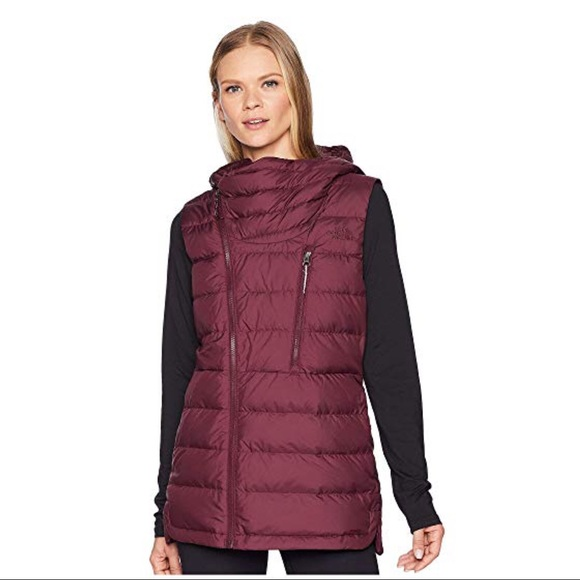 d6ff7c133cd3 New The North Face Women s Niche Vest Hooded Down